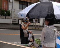 東日本大震災復興支援バザール