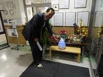 消臭すず子が老人介護施設で活躍