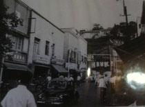 1955年頃の どぶ板