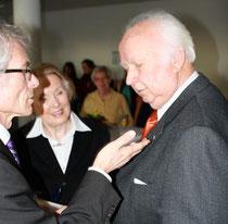 Hans-Peter Lippardt als verdienter Bürger