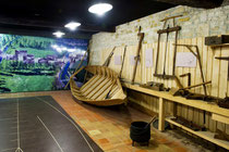 La construction des barques du Marais poitevin