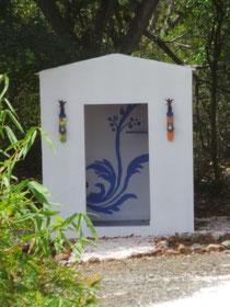 Kapelle neben dem Tikki-Balu