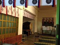 福岡縣護国神社の太鼓