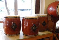 小倉祇園の太鼓