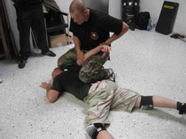 SC Int'l Street Combatives Unarmed Combatives Coach Certification Course Instructor