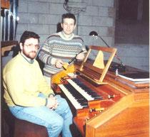 Naissance de notre duo en 1999