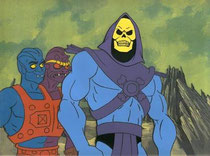 """Skeletor, personaxe de """"He-man. Masters del Universo"""""""