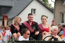 Festumzug Heidefest Zühlsdorf 2014