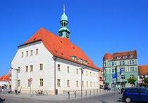 Rathaus von Finsterwalde