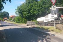 Straßenbau
