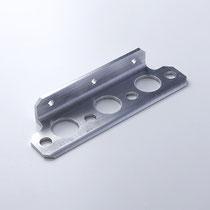 製品名:フレーム 加工機械名称:NEXUS510C (マザック) 材質:7075