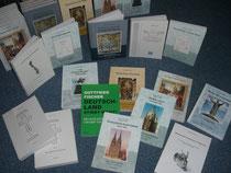 im DGH-Verlag erschienene Bücher