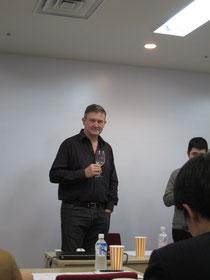 Equipo Navazos エキポ・ナバソスの創始者 Jesús Barquín ヘスス・バルキン氏