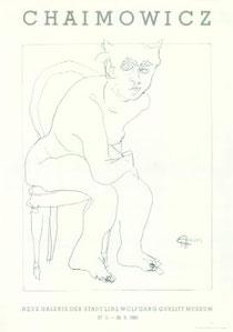 Chaimowicz - Neue Galerie der Stadt Linz - Gurlitt Museum ÖNB Bildarchiv und Grafiksammlung (FLU) -  http://data.onb.ac.at/rec/flu1242428