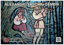 Gembik Alexandr Galerie Time Volkskunst Ukraine