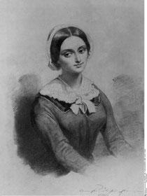 Clara (1847, Wilhelm Hensel)