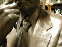銅像 ブロンズ像