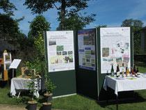 Stand zur Biodiversität im Obstbau
