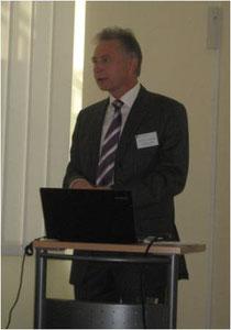 Herr Prof. Noga, Leitung INRES-Gartenbauwissenschaft, Universität Bonn
