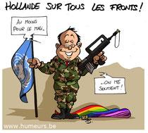 On nous soutient François...