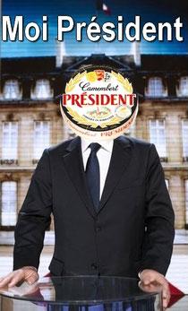 moi, président de la république...