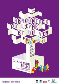 Michel Onfray préside le salon du livre et du vin de Balma de 2013