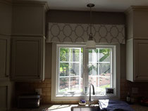 Box Pleat Valance