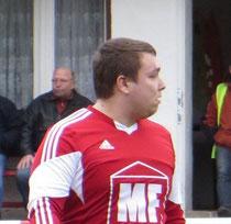 schoss 2 Tore im letzten Spiel: Sebastian Seeger