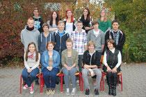9B - Klassenleitung: Uli Scheb