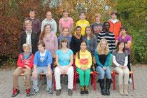 7A - Klassenleitung: Anita Steigerwald