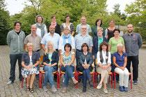 Lehrerkollegium 2012-2013