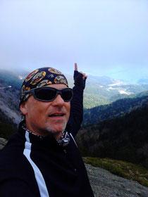 Auf 1700 hm im Epirusgebirge