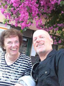 Mamas 85. Geburtstag in Pagi