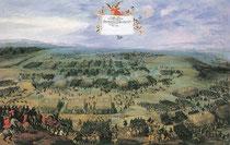 """Peter Snayers: """"Die Schlacht am Weißen Berg"""" (1620)"""