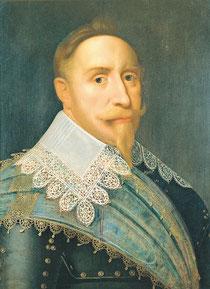 König Gustav II. Adolf von Schweden