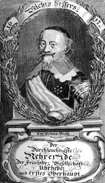 Fürst Ludwig zu Anhalt-Köthen