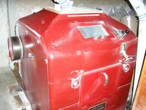Les 2 premiers cylindres broient le blé en 4 étapes. Chaque machine a 2 cylindres de chaque côté. Les dents de chaque cylindre sont de plus en plus fines pour obtenir un produit de plus en plus fin.