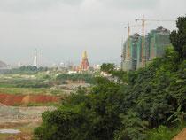 Vue sur Jinghong