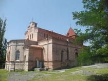 Eglise de Lagodekhi