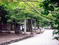 北海道神宮にある開拓神社