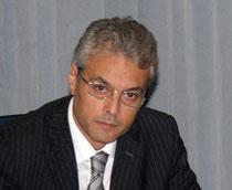 Giovanni Chiodi Presidente Regione Abruzzo