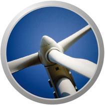 GFK Windflügel für kleine und mittlere WKA