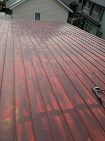 屋根塗装リフォーム