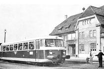 Schleswig Alter Kreisbahnhof