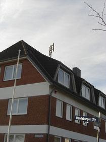 Busdorf, Amtsgebäude