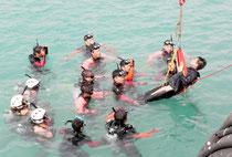 GW中は、関係機関が連係し海難事故防止を図る(資料写真)