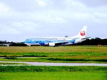 9月から那覇―石垣線を増便するJTA=南ぬ島石垣空港