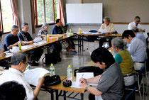 ゆいまーる琉球の自治In石垣島が開かれた=11日午後、市民会館館