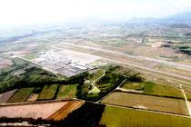 7日に開港1周年を迎える新石垣空港(資料写真)