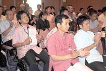 石垣市観光協会の通常総会が開かれた(25日午後)